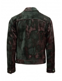 John Varvatos velvety sheep leather jacket buy online