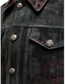 John Varvatos velvety sheep leather jacket mens jackets buy online