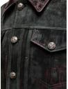 Giacca John Varvatos pelle di pecora vellutata L1150V3 Y1448 602 PORT acquista online