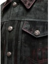 John Varvatos velvety sheep leather jacket L1150V3 Y1448 602 PORT buy online