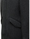 John Varvatos dark grey knitted parka price O1736V3 BQCM 041 DKGREY HTH shop online