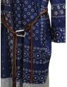 Abito Kolor blu navy a stampa con fondo argento prezzo 19WCL-O02114 NAVY BLUEshop online