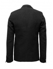 Label Under Construction dark grey suit jacket price