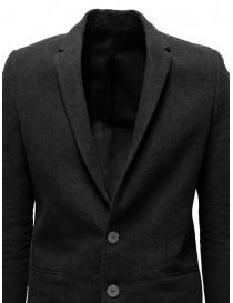 Label Under Construction giacca grigio scuro giacche uomo acquista online