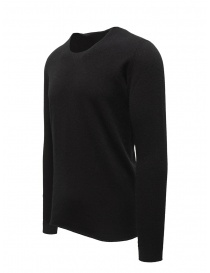 Label Under Construction black wool and angora sweater price