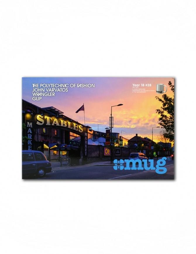 Mug Magazine issue 28, luglio 2018 MUG28 riviste online shopping