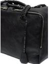 Golden Goose Equipage handbag in black washed leather GCOMA701.J9 BLK WASHED LEATHER buy online