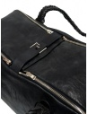 Golden Goose Equipage handbag in black washed leather price GCOMA701.J9 BLK WASHED LEATHER shop online