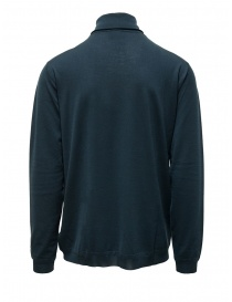 Goes Botanical petroleum blue Merino wool turtleneck price