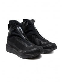 Boris Bidjan Salomon Bamba 2 black high-top sneakers 66 11xS A BAMBA2 HIGH GTX BLK