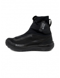 Boris Bidjan Salomon Bamba 2 black high-top sneakers