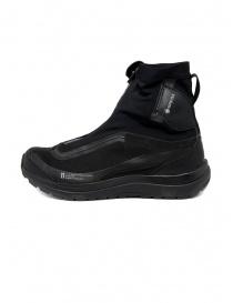 Sneakers alta Bamba 2 Boris Bidjan Salomon nera