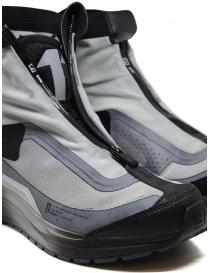 Boris Bidjan Salomon Bamba 2 black and grey high-top sneakers mens shoes buy online