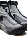 Boris Bidjan Salomon Bamba 2 black and grey high-top sneakers 68 11xS AS BAMBA2 HIGH GTX GRE buy online