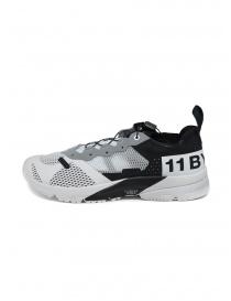 Boris Bidjan Salomon Bamba 4 sneaker nera bianca