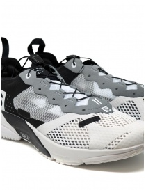 Boris Bidjan Salomon Bamba 4 sneaker nera bianca calzature uomo acquista online