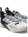 Boris Bidjan Salomon Bamba 4 black and white sneaker 52 11XS BAMBA4 BLK/WHT buy online