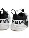 Boris Bidjan Salomon Bamba 4 sneaker nera bianca prezzo 52 11XS BAMBA4 BLK/WHTshop online
