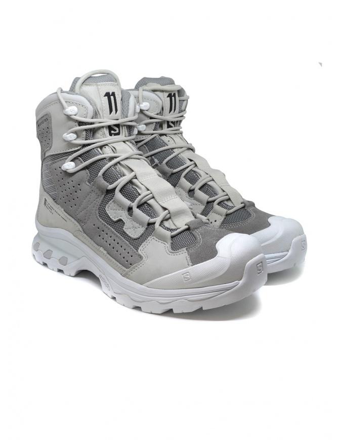 Boris Bidjan Saberi Salomon Slab Boot 2 grey sneaker 91 11xS AR BOOT2 GTX GREY TONE mens shoes online shopping