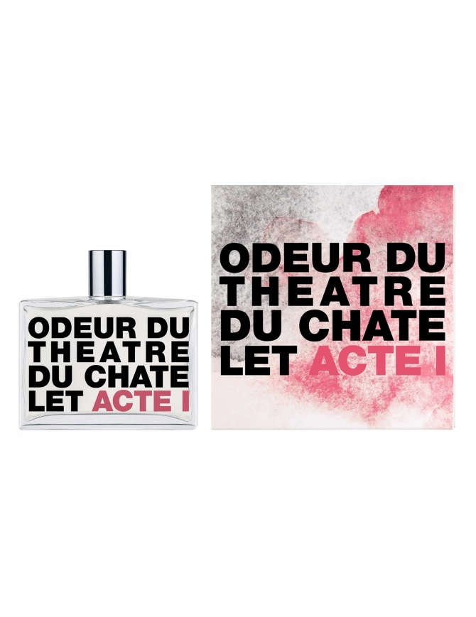Odeur du Théâtre du Châtelet Acte I Comme des Garçons CDGODTC profumi online shopping