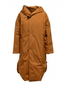 Womens coats online: Plantation brick red down coat