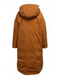 Plantation cappotto piumino rosso mattone prezzo