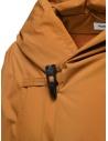 Plantation cappotto piumino rosso mattone PL99FA001 BRICK RED acquista online
