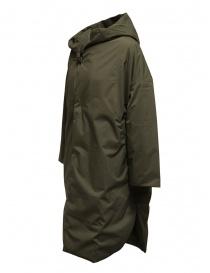 Plantation cappotto piumino khaki acquista online
