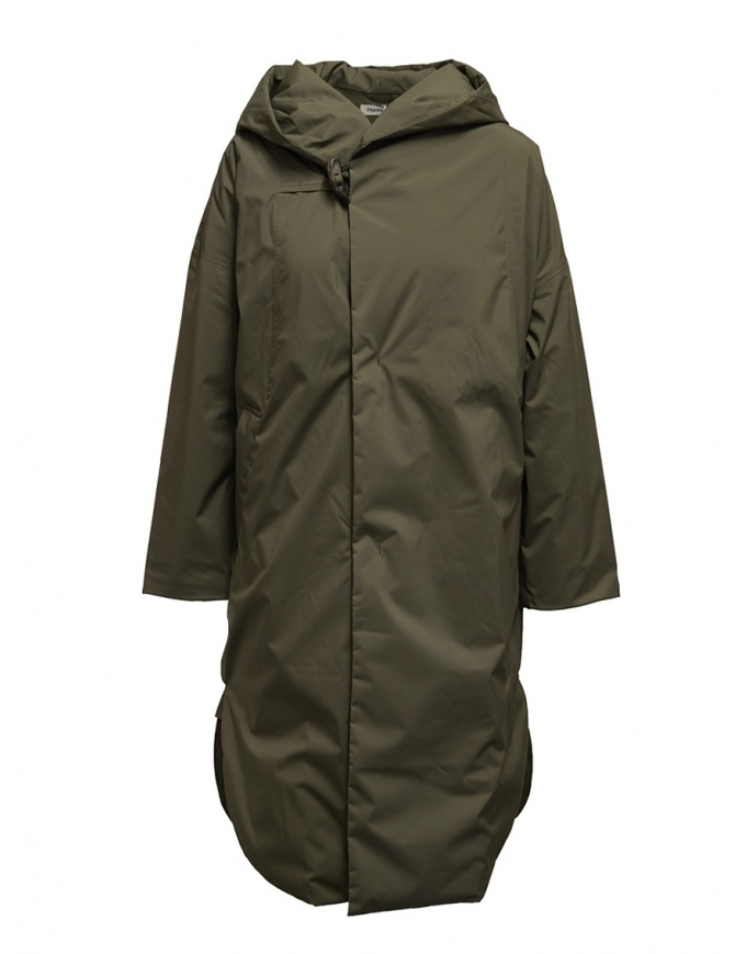 Plantation cappotto piumino khaki PL99FA001 KHAKI cappotti donna online shopping
