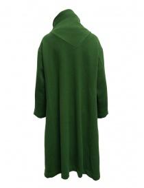 Plantation green high collar coat womens coats buy online