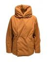 Plantation brick red duvet jacket buy online PL99FC002 BRICK RED