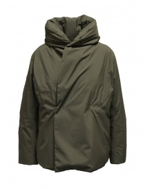 Womens jackets online: Plantation khaki duvet jacket