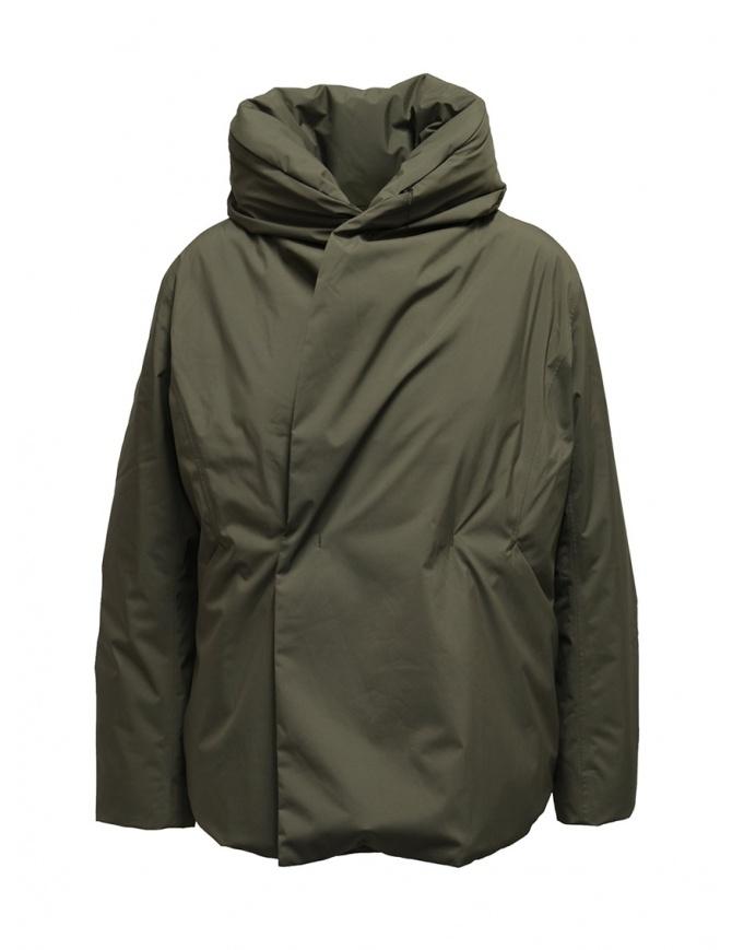 Plantation khaki duvet jacket PL99FC002 KHAKI womens jackets online shopping