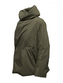 Plantation khaki duvet jacket