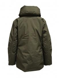 Plantation khaki duvet jacket price