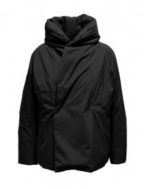 Womens jackets online: Plantation black duvet jacket