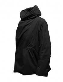 Plantation black duvet jacket