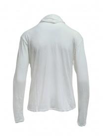 T-shirt Plantation bianca a maniche lunghe