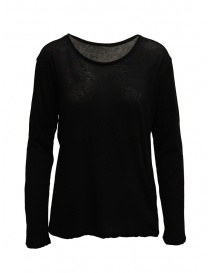 Plantation long-sleeve black t-shirt online