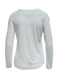 T-shirt Zucca manica lunga bianca