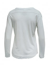 Zucca white long-sleeved t-shirt