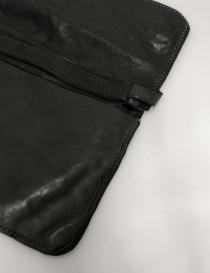 Borsa Guidi FLT1 in pelle di cavallo nera borse acquista online