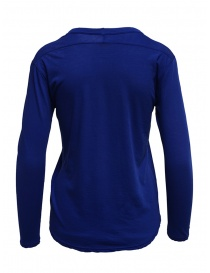 Zucca long-sleeve t-shirt in blue