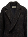 Zucca brown check double-breasted coat ZU99FA197 BROWN buy online