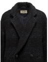 Zucca cappotto doppiopetto blu a quadri ZU99FA197 NAVY acquista online