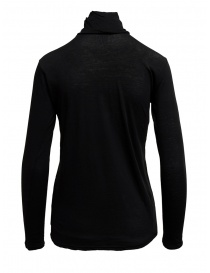 Zucca turtleneck long-sleeve in black