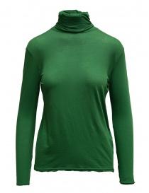 Dolcevita Zucca verde in cotone ZU99JJ088 GREEN