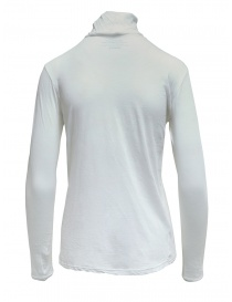 Zucca white turtleneck in cotton