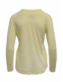 Zucca t-shirt manica lunga gialla