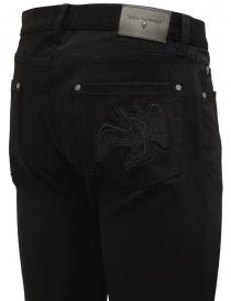 Led Zeppelin X John Varvatos black jeans mens jeans buy online
